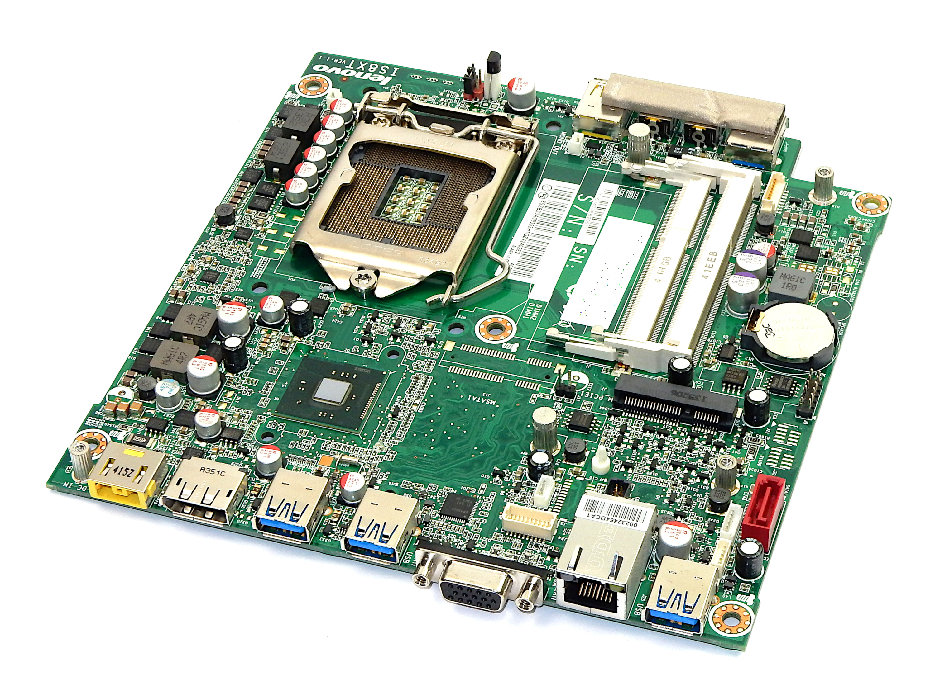 Lenovo 3T7353 ThinkCentre M93p LGA1150 Motherboard IS8XT
