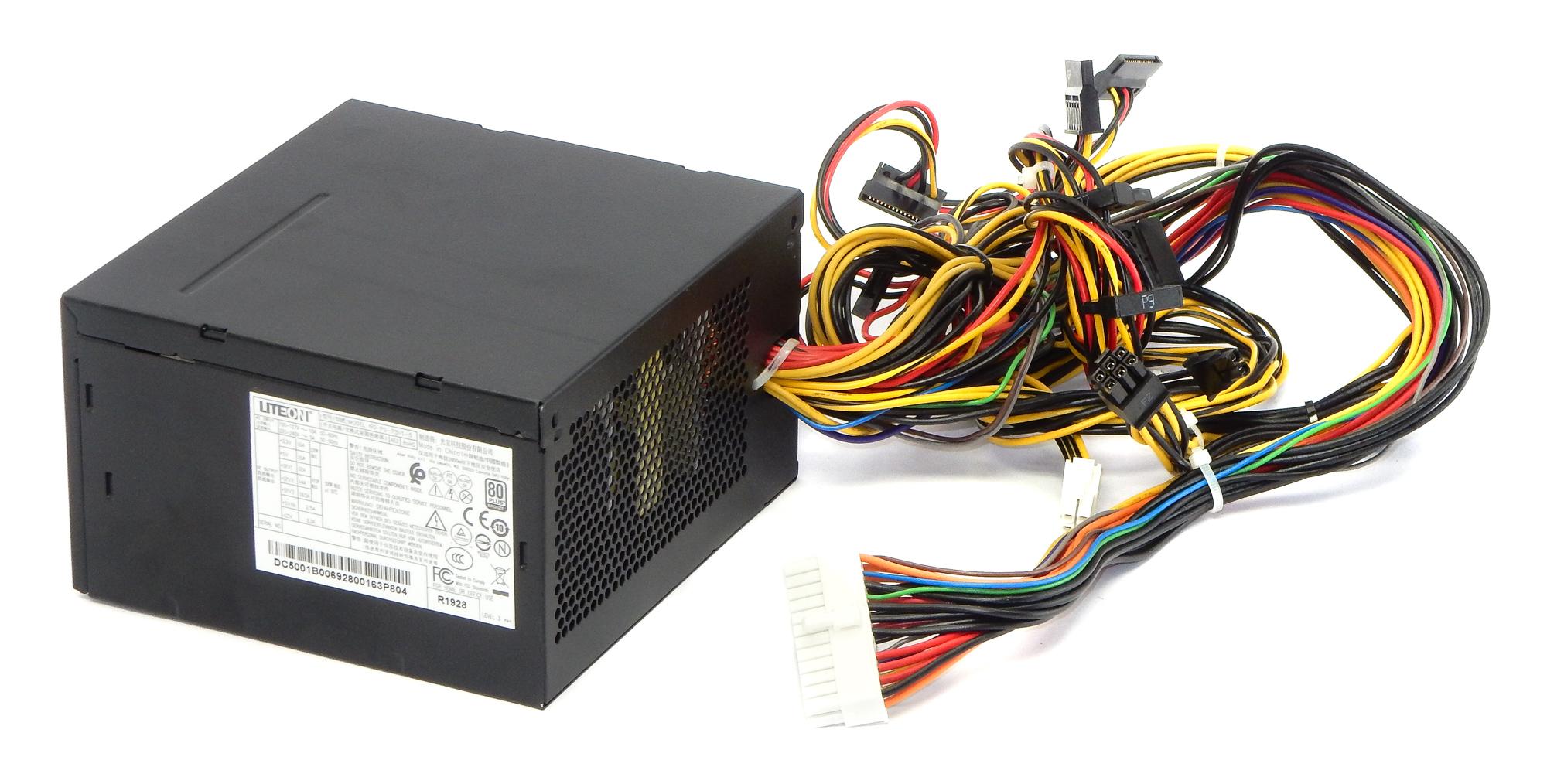 DC.5001B.006 LiteOn PS-7501-5AF 500W ATX Power Supply