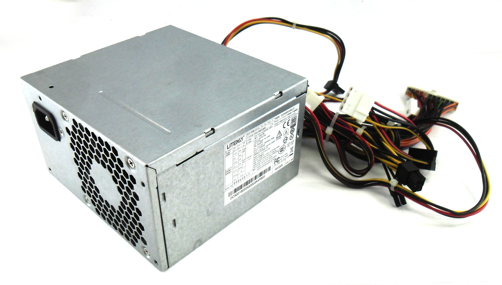 DC.5001B.004 LiteOn PS-7501-5AF 500W ATX Power Supply /f Predator PO3-600