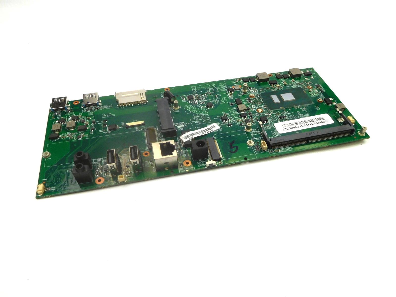 DB.B8G11.001 Acer Aspire C24-760 AiO PC Motherboard w/ BGA Core i5-6200U CPU
