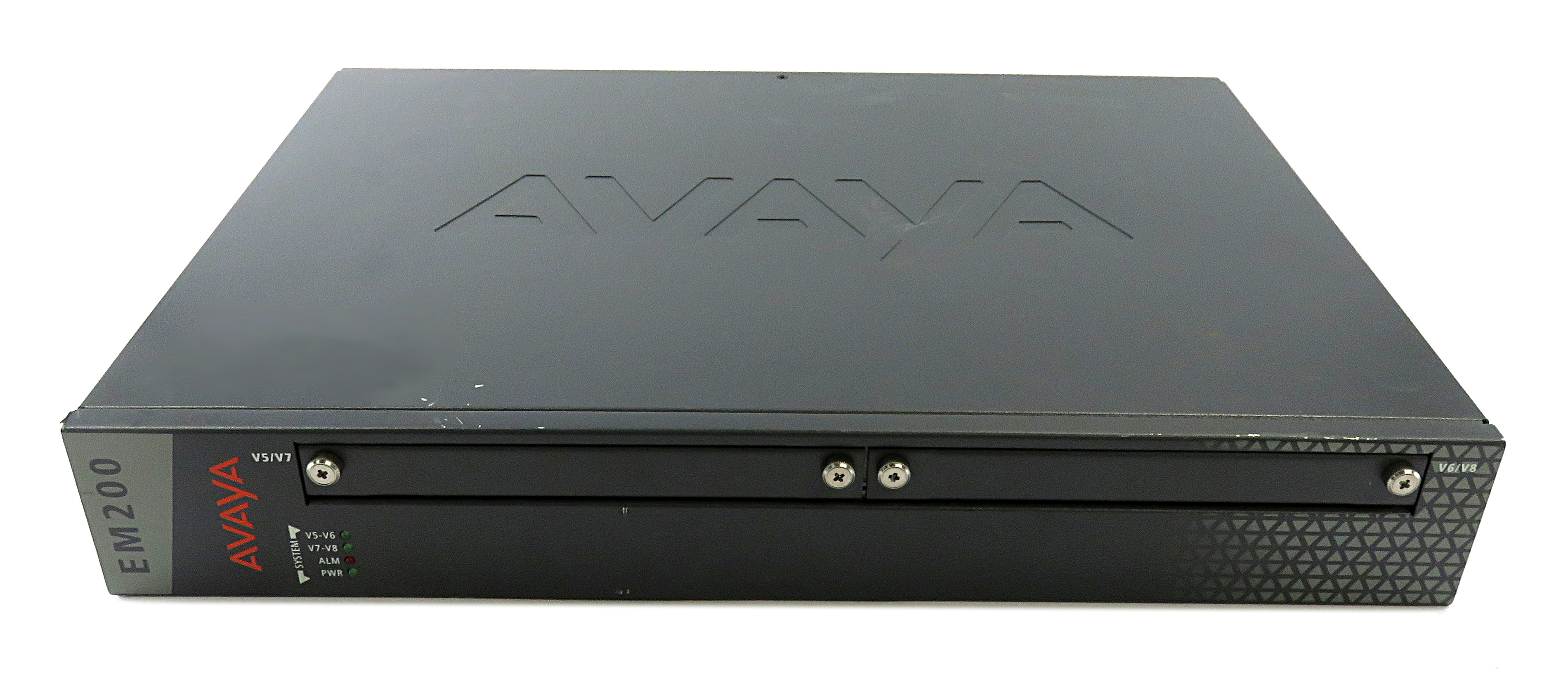 Avaya 700476401 Model EM200 Branch Expansion Unit Media Server S8300