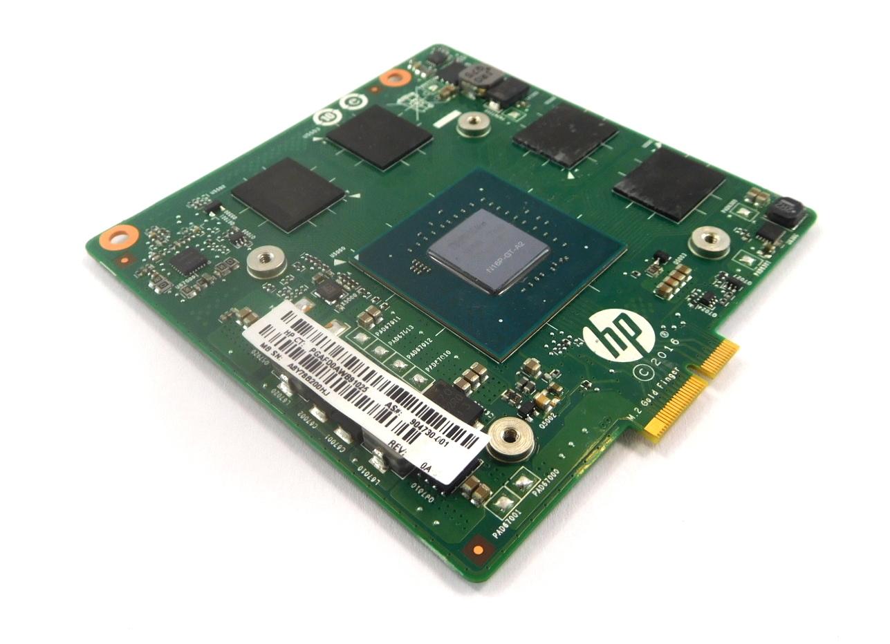 904730-001 nVidia GeForce GTX950M 4GB socket M.2 Graphics Card