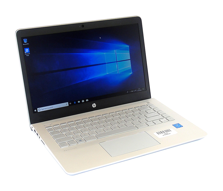 Hp Pavilion 14 Bk063sa Laptop Intel Pentium 4415u 4gb Ram