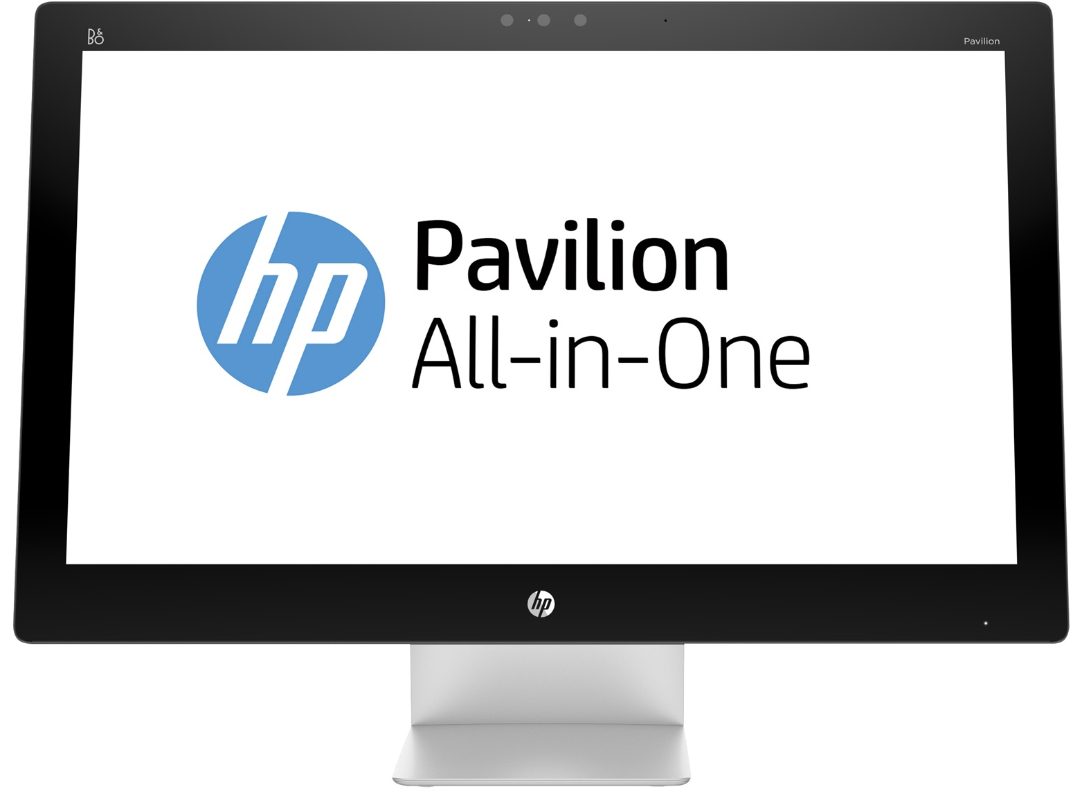 "HP Pavilion 27-n250na 27"" All-in-One Desktop PC Core i5-6400T 8GB RAM 1TB HDD"