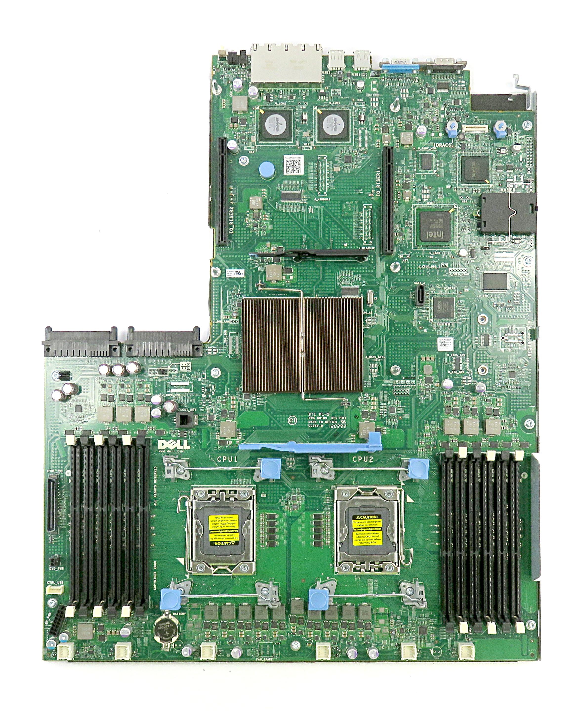 Dell F0XJ6 Dual Socket LGA1366 Mainboard f/ PowerEdge R610