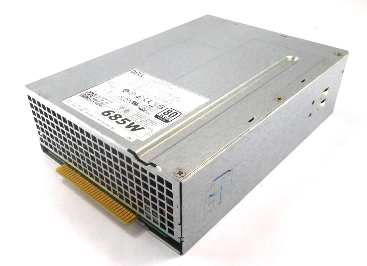 VDY4N 0VDY4N Dell Precision Tower 5810 685W Power Supply Unit D685EF-01
