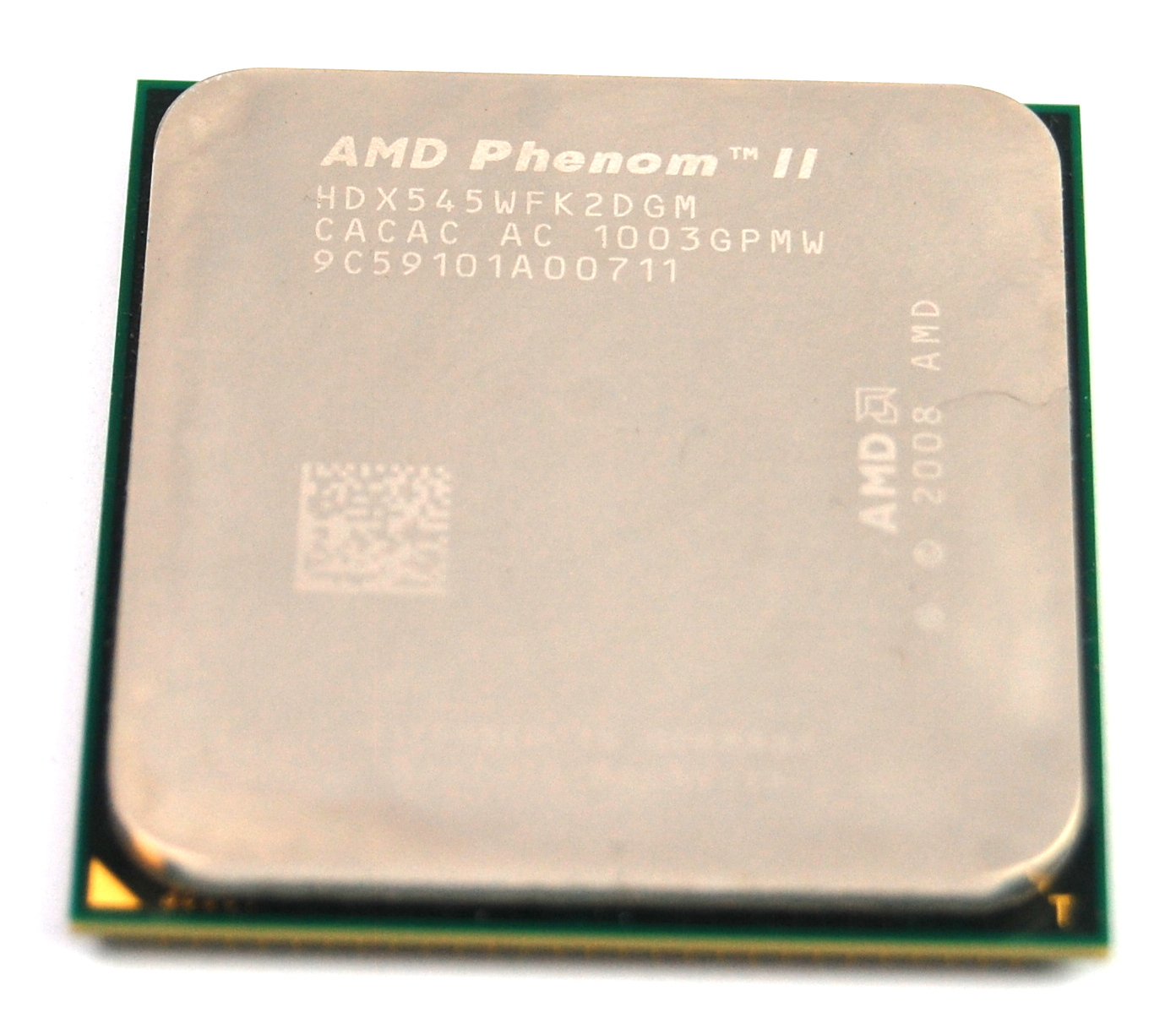 AMD HDX545WFK2DGM Phenom II X2 3Ghz Socket AM2+/AM3 Processor