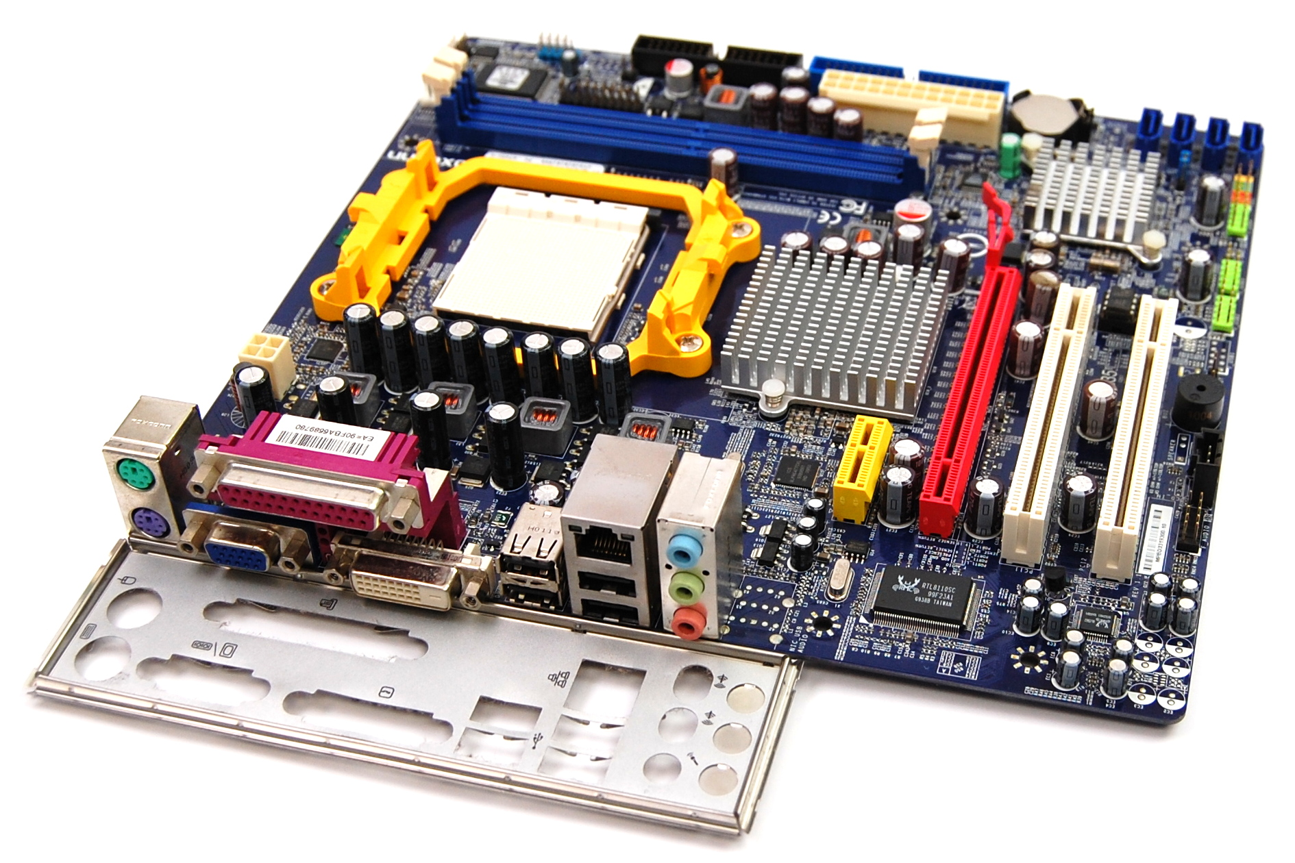 Foxconn A7VMX-K Socket AM2 Motherboard - ADVENT BRANDED