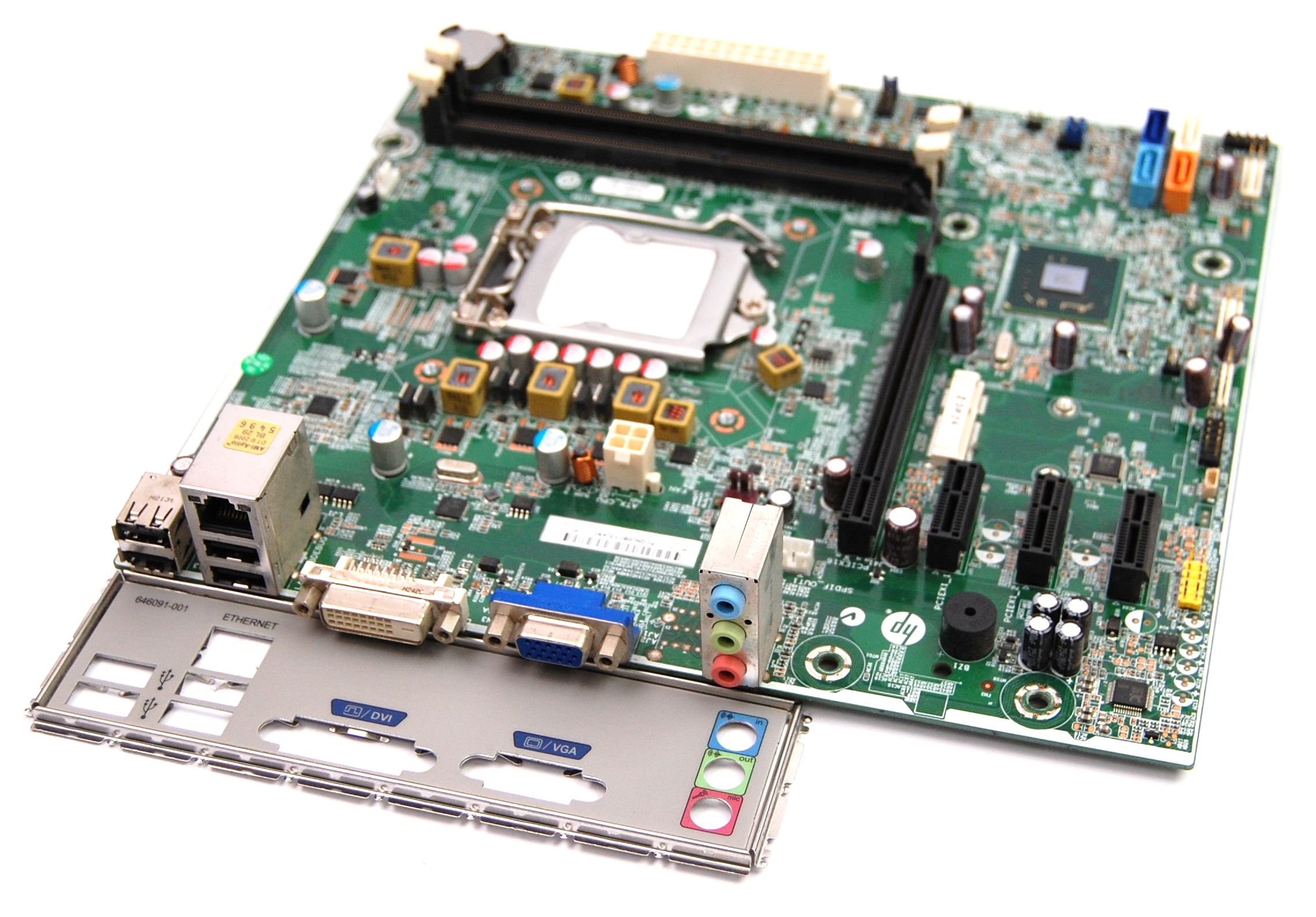 HP 682953-001 Pavilion P6-2065uk Socket 1155 Motherboard- SP: 657096-001