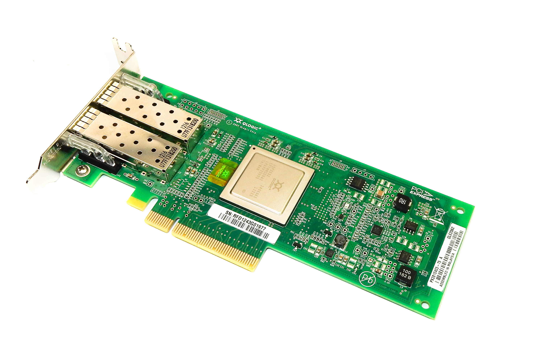 QLogic PX2810403-75A QLE2562 8Gb 2-Port PCI-e Fibre Channel Host Adapter 5PPRV