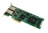 Qlogic QLE4062C Dual Port PCI-e Gigabit Ethernet Adapter IX4010402-11 C9C50 / LP