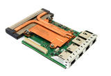 Dell Intel I350/X540 RNDC 2x 10GBE + 2x 1GBE Network Daughter Card 99GTM 099GTM