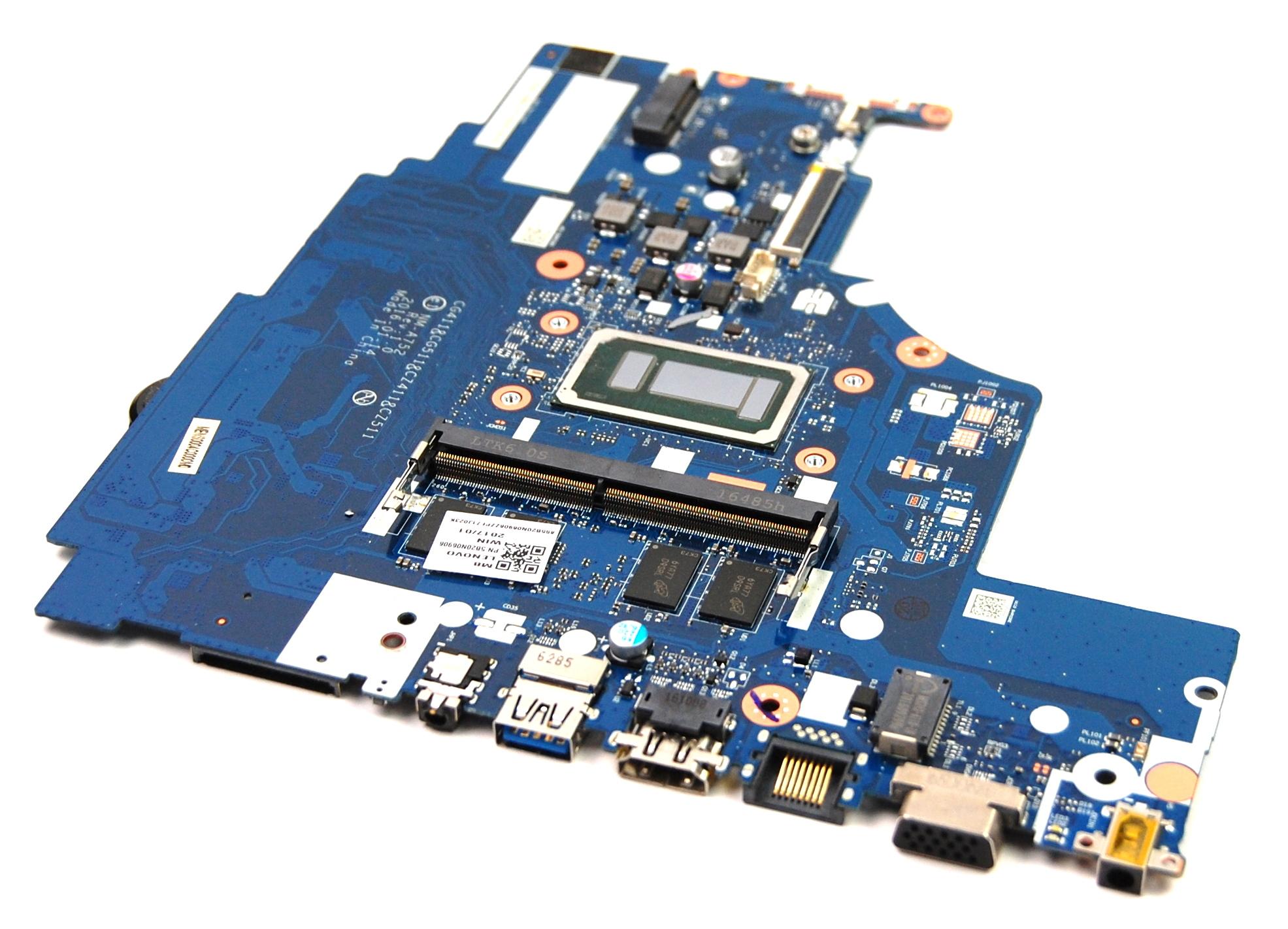 5B20N06906 Lenovo ENOVO IDEAPAD 310 Intel i3-6006U Motherboard - NM-A752