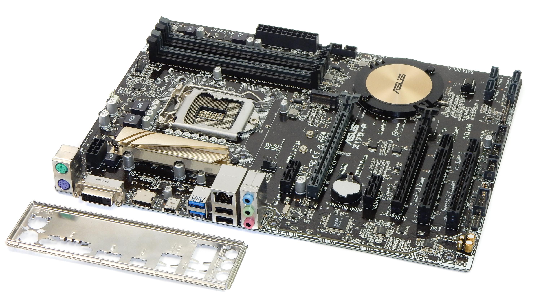 Asus Z170-P LGA1151 DDR4 DVI HDMI Motherboard Z170
