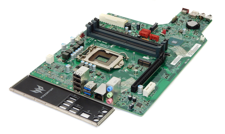 Acer DB.E1111.001 B36H4-AD Motherboard f/ Predator PO3-600