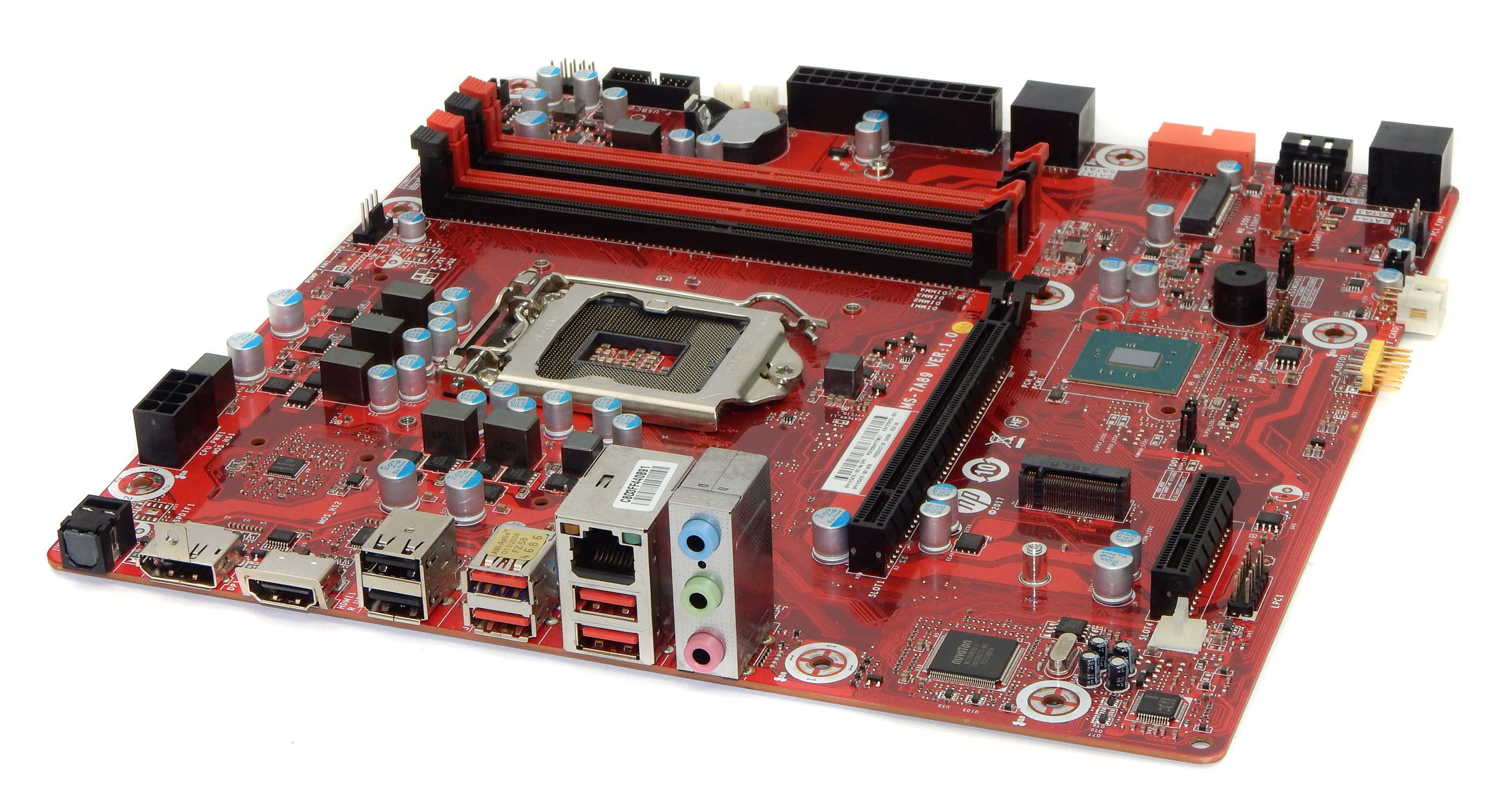 HP 915478-001 Motherboard From Omen 880-013NA Gaming PC