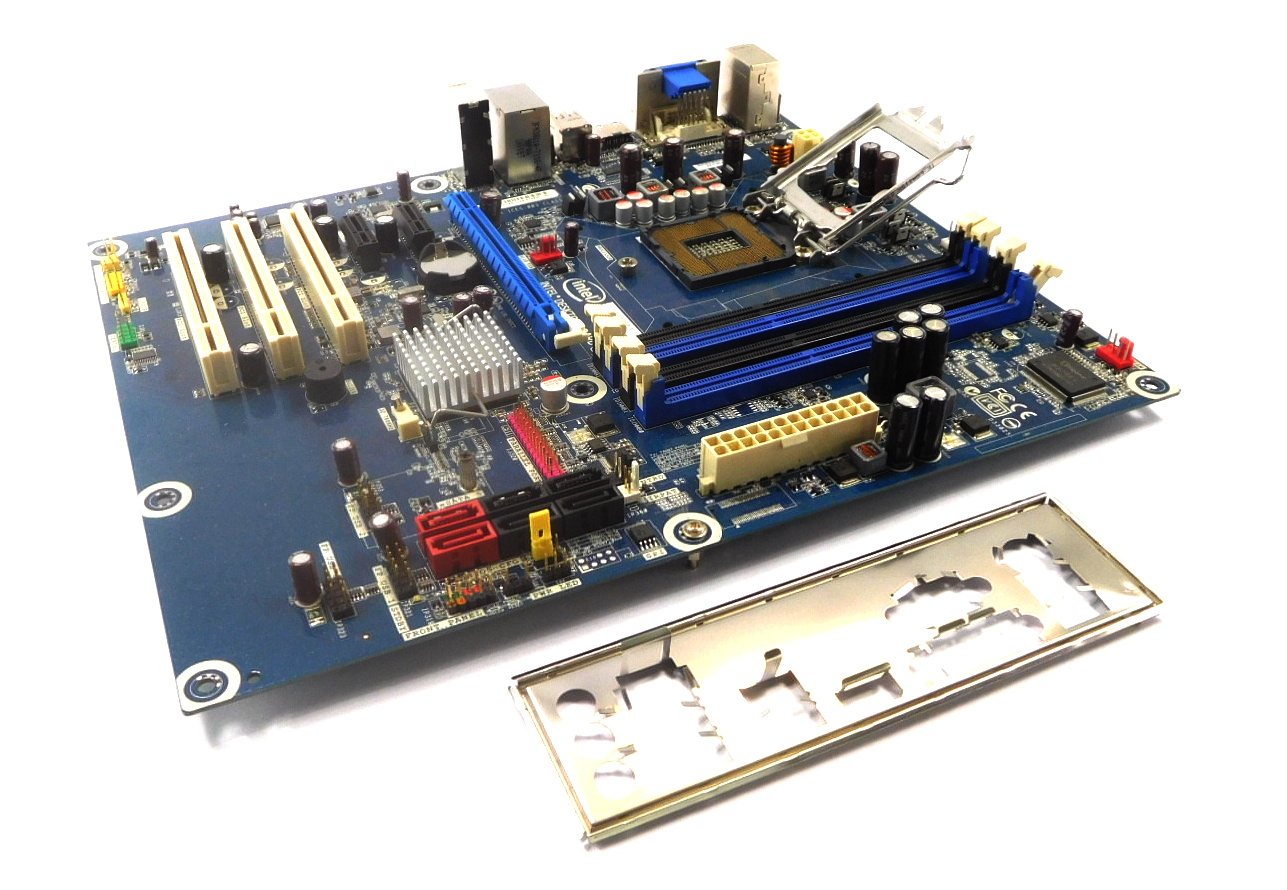 Intel DH55HC E70933-501 Socket 1156 Desktop Motherboard