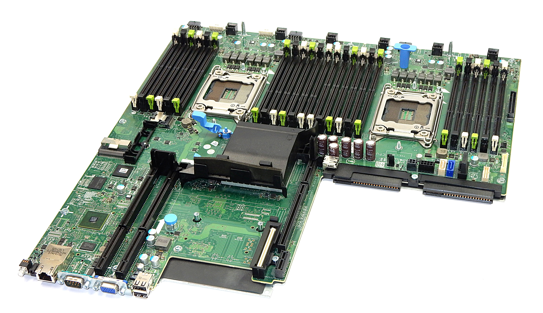 Dell X3D66 Dual Socket LGA2011 Mainboard f/ PowerEdge R720