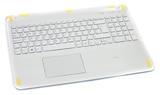 NEW Sony A1987203A Vaio SVF15 Palmrest With UK Keyboard