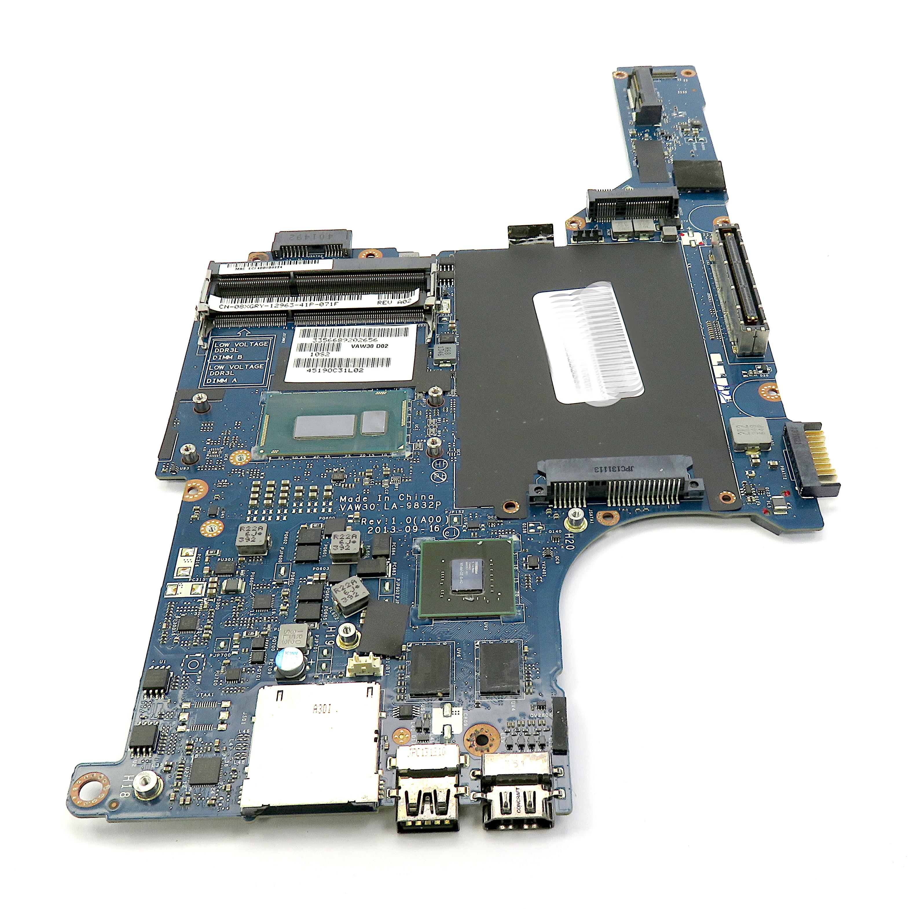 Dell 8XGRY Latitude E5440 Motherboard with Intel Core i5-4300U CPU