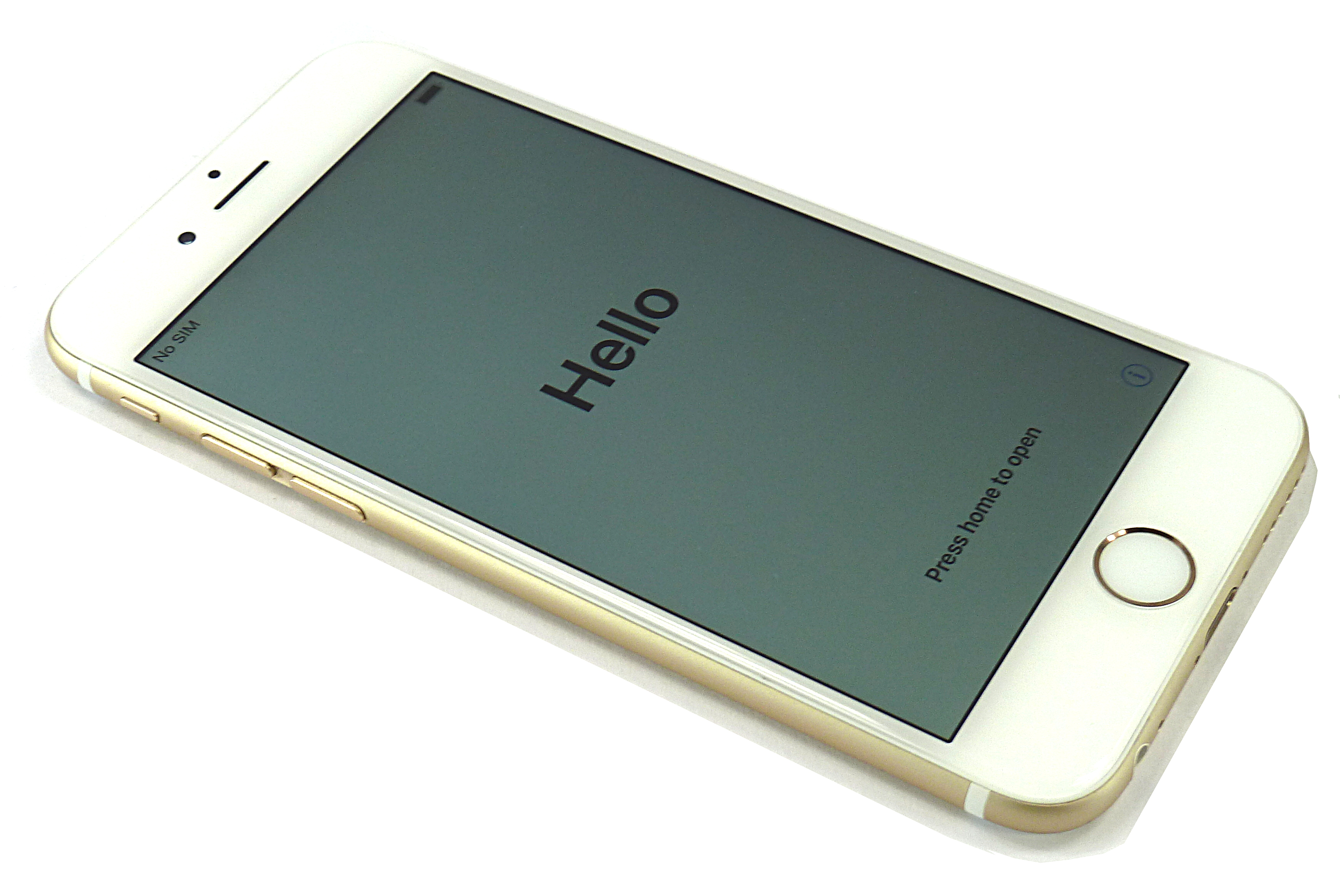 Iphone Model A1586 >> Gold / Grade B//Apple A1586 iPhone 6 16GB / Vodafone / Gold / Grade B | Smartphones | Blackmore IT