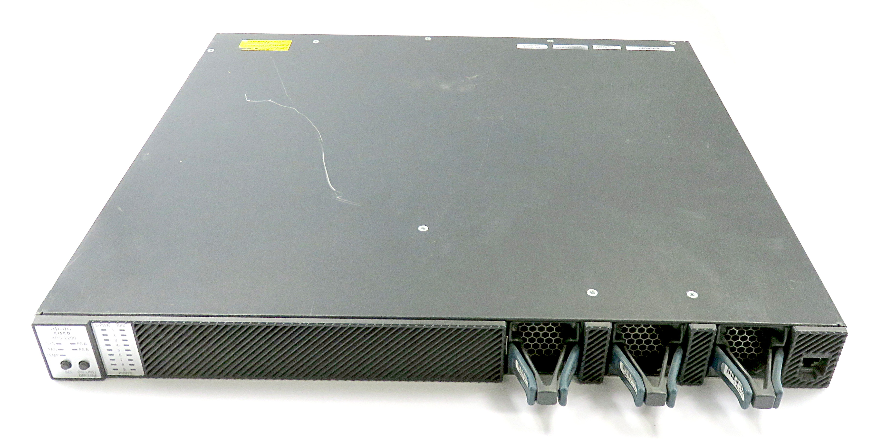 Cisco XPS-2200 1U Rack Mount Expandable Redundant Power System TNY-XPS-2200
