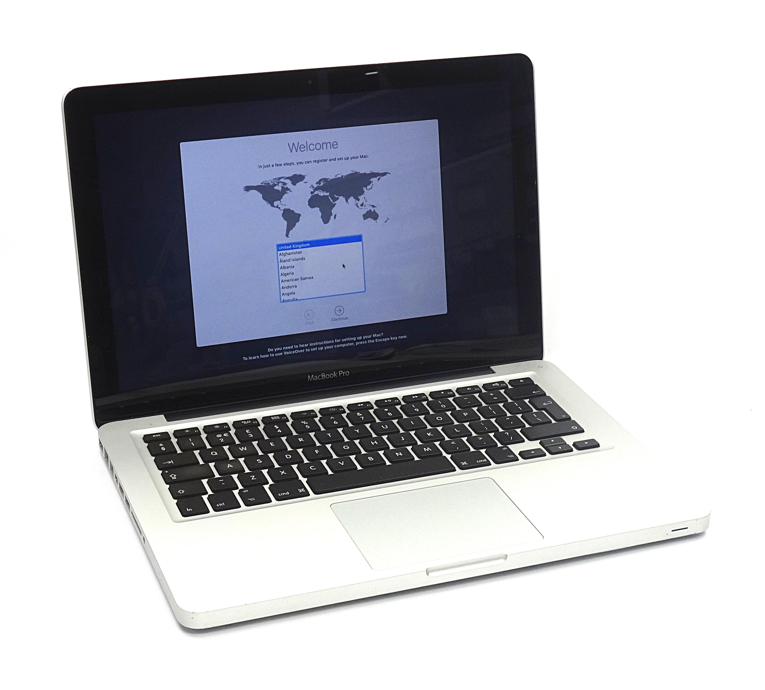 "Apple MacBook Pro 13"" Mid-2012 2.5GHz Core i5 4Gb RAM 128 SSD A1278 C02J69WNDTY3"