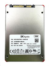"Hynix SL308 120GB 2.5"" 7mm SATA 6Gb/s SSD HFS120G32TND-N1A0A"