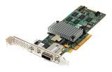 LSI MegaRAID 9280-4i4e 4 Int 4 Ext SAS/SATA 6G RAID Card L3-25305-02A