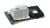 Dell 5CT6D PERC H710 512MB RAID Mini Mono Controller w/ Dell 70K80 Battery