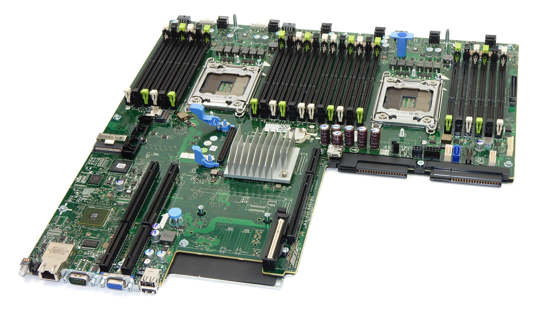 Dell W7JN5 Dual Socket LGA2011 Mainboard f/ PowerEdge R720 PowerVault DR4100