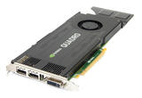 Dell J4F85 nVidia QUADRO K4200 4Gb GDDR5 PCI-E Graphics Card Dual DP, DVI-D