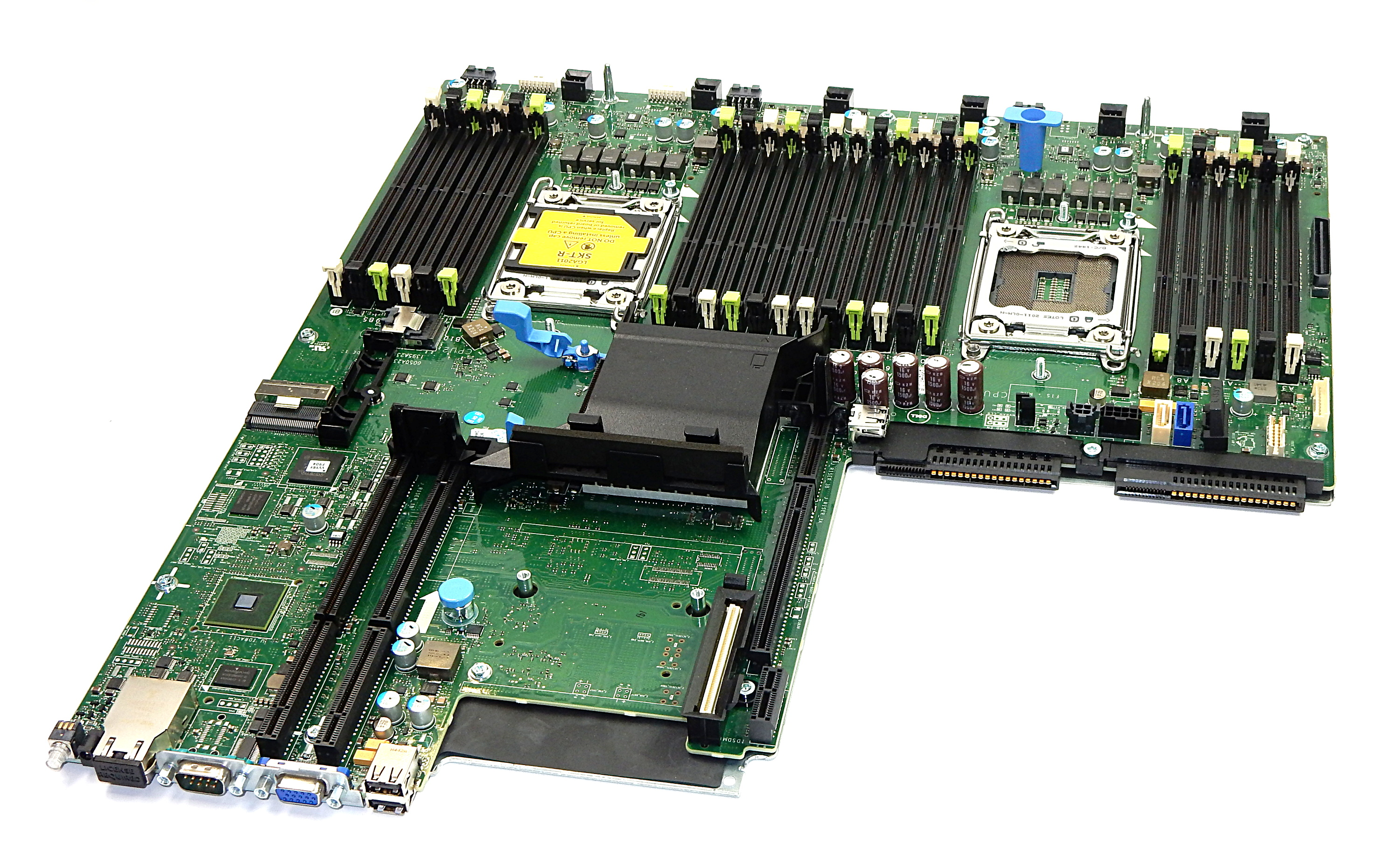 Dell VWT90 Dual Socket LGA2011 Mainboard f/ PowerEdge R720
