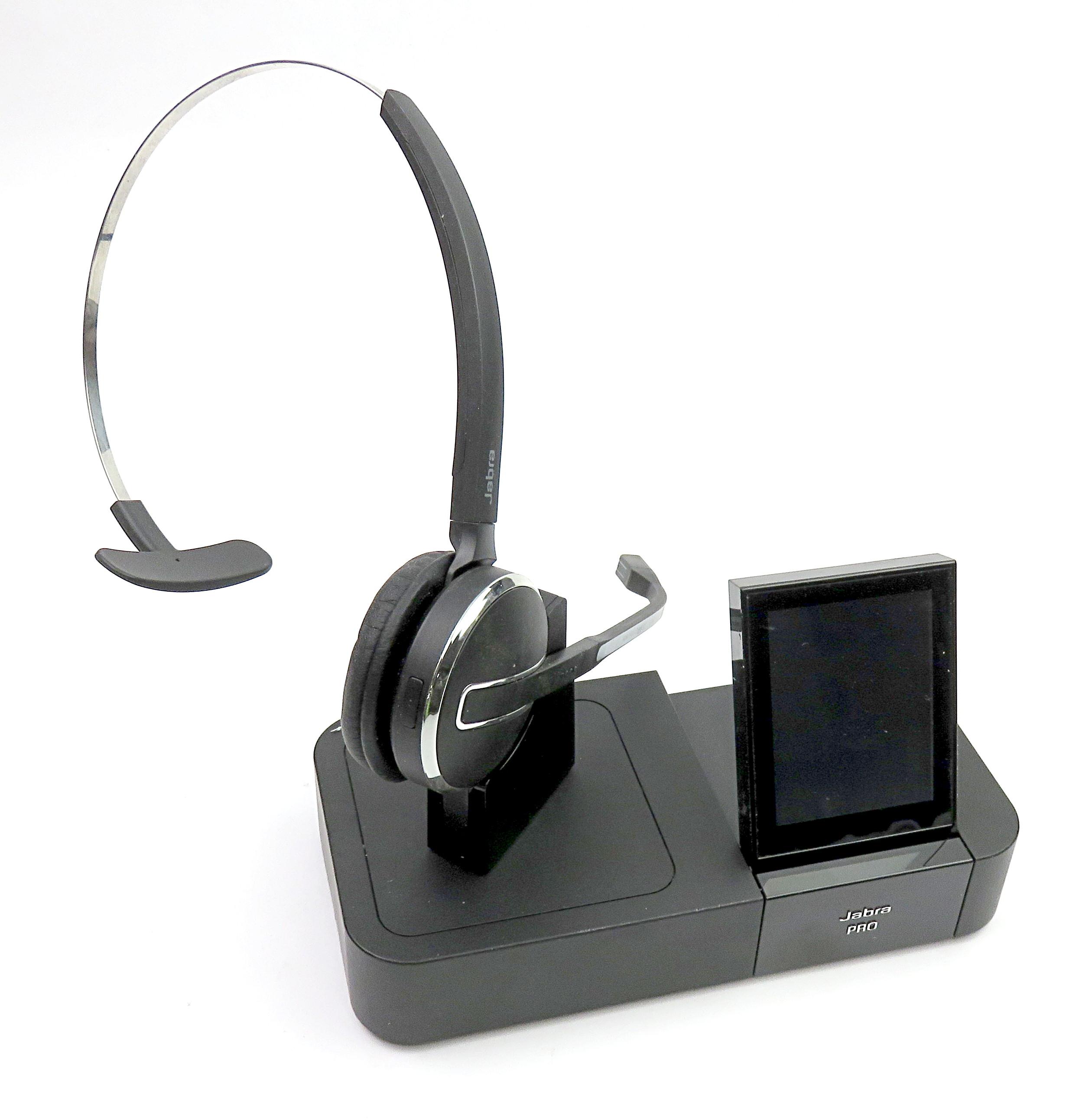 Jabra PRO 9460 Monaural DECT Wireless Telephony System
