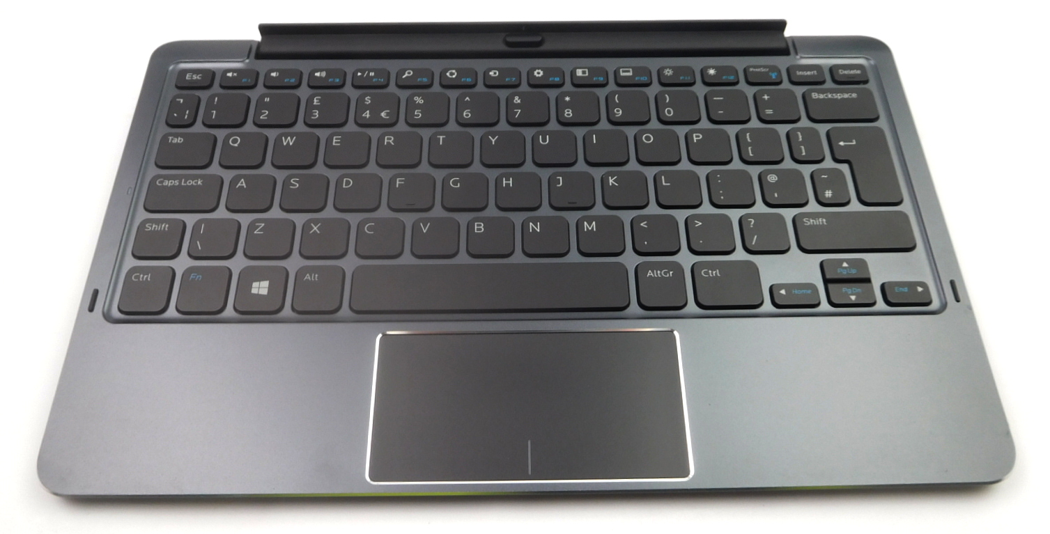 Dell Venue 11 Pro Travel Dock Keyboard /w Battery PRXM4 0PRXM4 Model K12A
