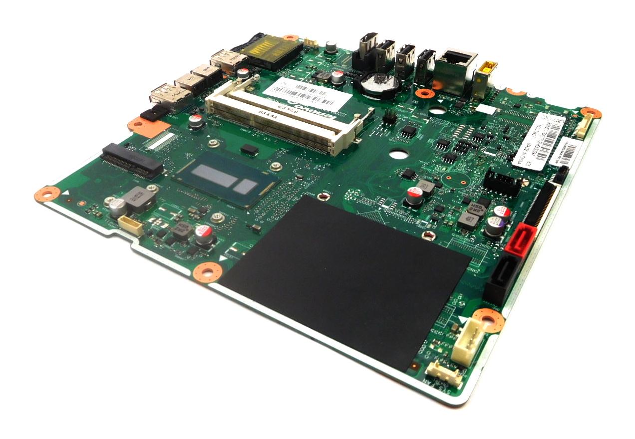 5B20J76427 Lenovo Motherboard w/ BGA Corei3-5005U f/ C40-30 AiO PC