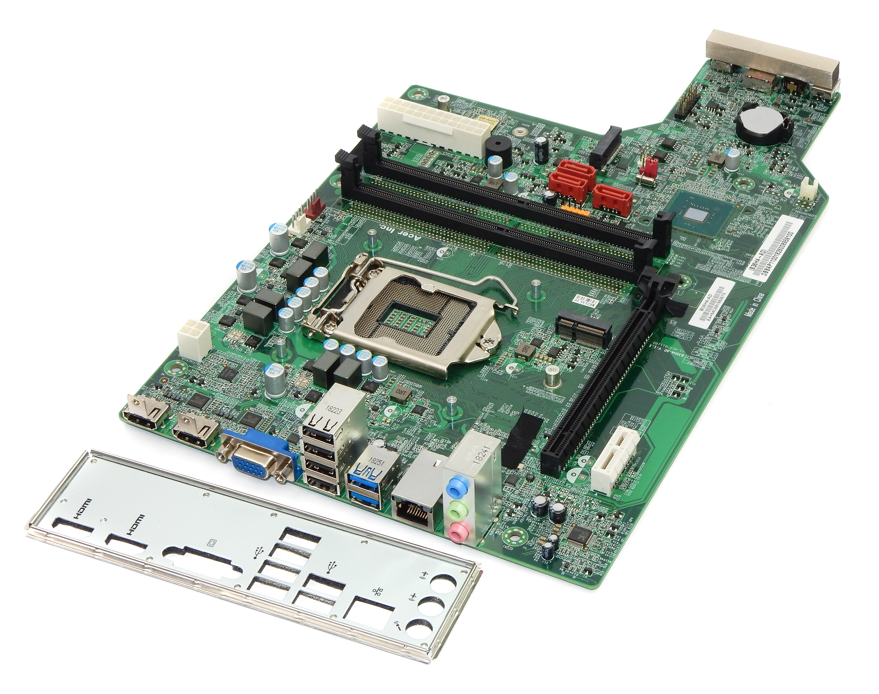 Acer DB.BAP11.001 B36H4-AD Aspire TC-885 PC Motherboard