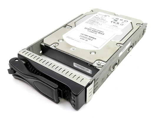 "Seagate Cheetah 15K.7 300GB 3.5"" 15K RPM SAS HDD 9FL066-043 ST3300657SS in Caddy"