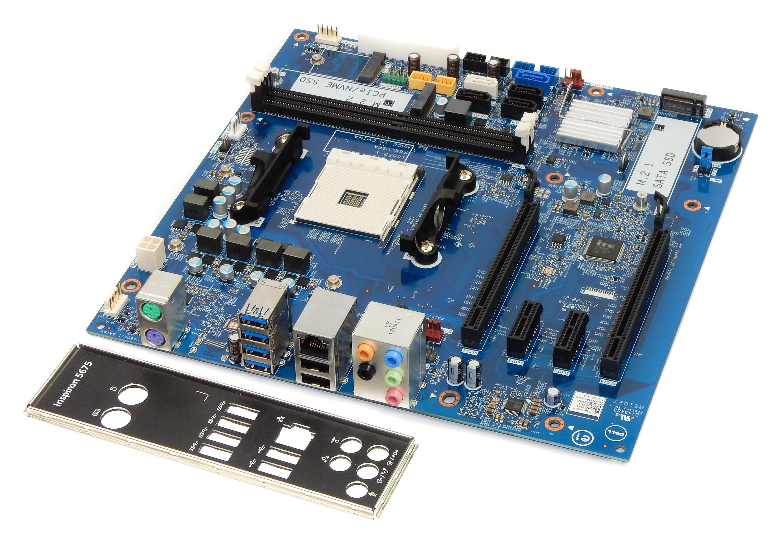 Dell 7PR60 Inspiron 5675 Socket AM4 Motherboard