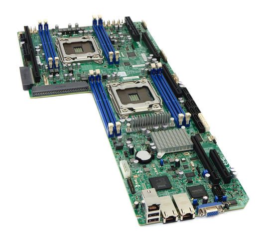 SuperMicro X9DRG-HF Dual LGA2011Server Board Motherboard