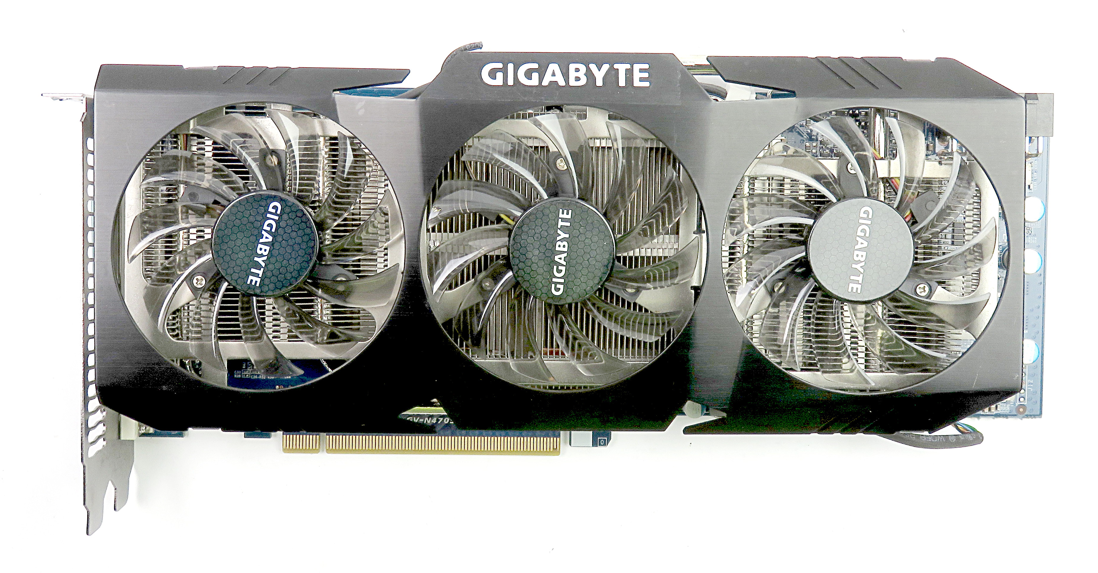 Gigabyte nVidia GTX 470 1280MB GDDR5 Graphics Card GV-N470SO-13I mHDMI/2xDVI