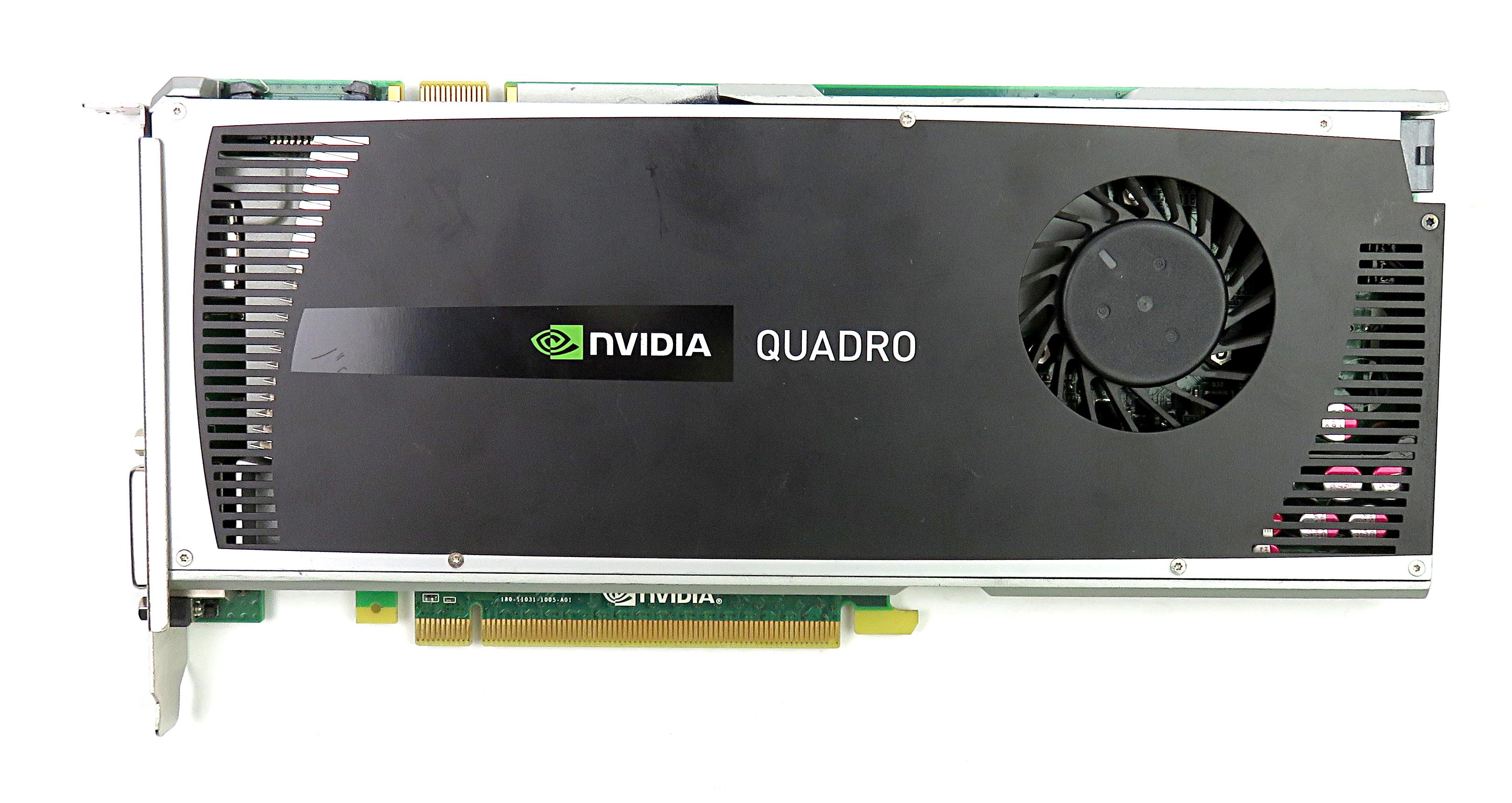 PNY nVidia Quadro 4000 for Mac 2GB GDDR5 Graphics Card VCQ4000MAC-T DP/DVI/ST