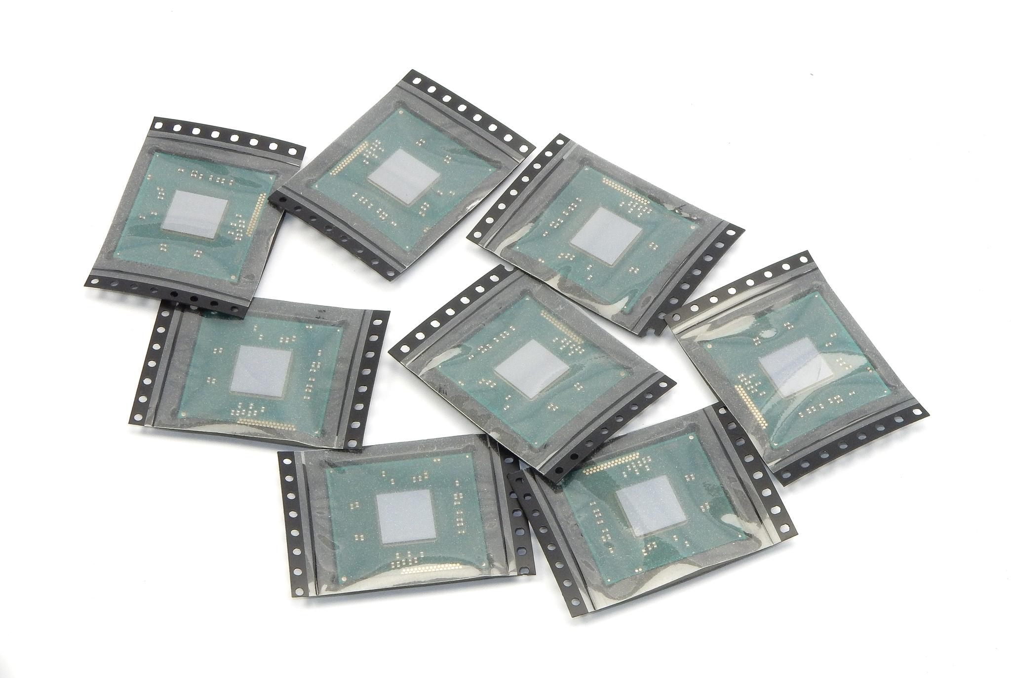 8x Intel SR1LX Celeron N2810 BGA CPU
