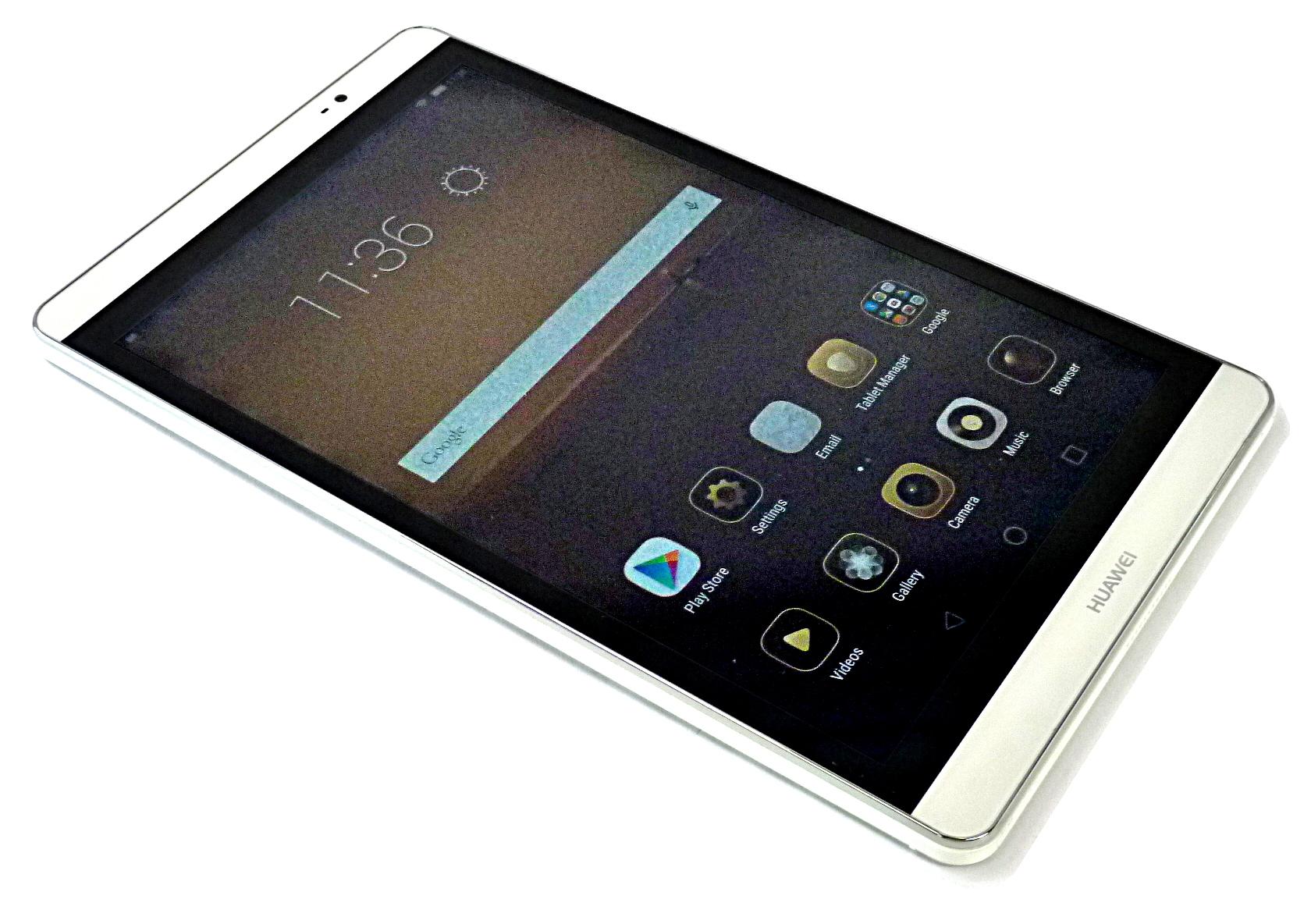 Huawei Mediapad M2 8.0/ M2-801w / 16GB / Silver / Grade B