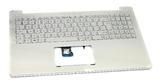 Asus 90NB0871-R32UK0 UX501JW N501JW Silver Palmrest w/ UK Backlit Keyboard