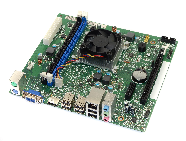 Acer DAFT3L-Kelia Motherboard 48.3KN04.01M w/ AMD E2-6110 APU DB.SVP11.001