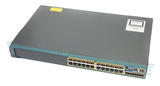 Cisco WS-C2960S-24TS-L V02 Catalyst 2960-S Series 24-Ports Gigabit Switch