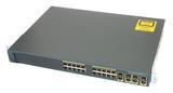 Cisco WS-C2960G-24TC-L V02 Catalyst 2960G series Gigabit Switch +Rack Mount Ears