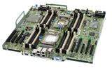 HP 667253-001 Proliant ML350p G8 System Motherboard w/ Tray