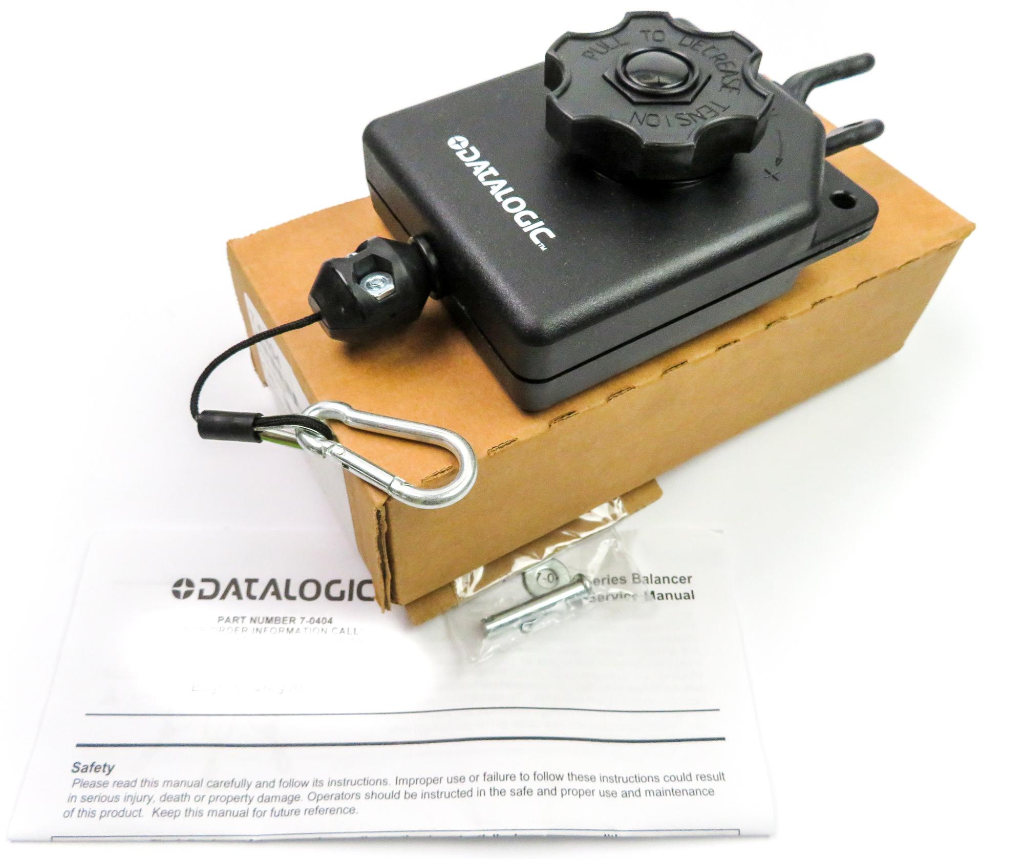 *New* Datalogic 7-0404 Series Balancer Industrial Take-Up Reel